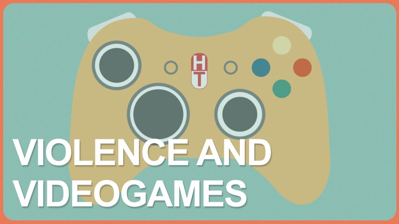 violent video game thesis Thesis: there is overwhelming evidence that the media affects and typically at least an hour a day playing video games or violent tv shows or movies.
