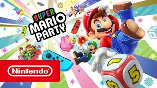 Super Mario Party - Bande-annonce de lancement (Nintendo Switch)