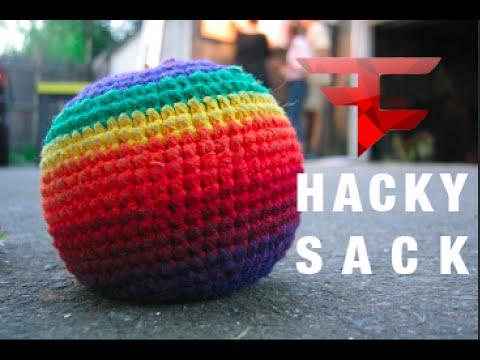 HOW TO HACKY SACK TUTORIAL: Learn Hacky Sack Tricks! - YouTube
