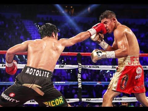 Manny Pacquiao Vs Jessie Vargas Full Fight ( Nov. 2016 )