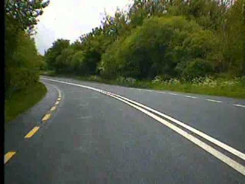 Road trip from Kilkenny City to Carrick on Suir Co. Tipperary