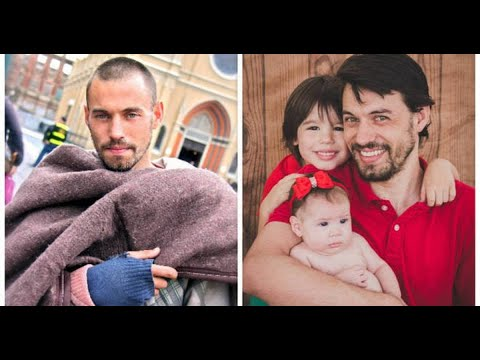 Rafael Nunes, o Mendigo Gato, teve a vida recuperada após foto viralizar na internet