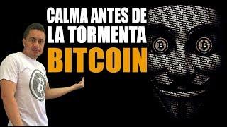 BITCOIN CALMA antes de la TORMENTA ALCISTA 2019