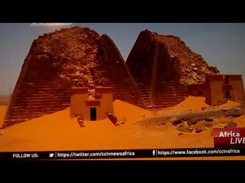 Sudan Pyramids : Nubian?? Abandoned - U.S. To Give them 135 million, Nubia asks for more 2018 Mp3
