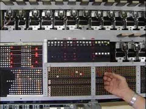 Colossus - The First Electronic Computer - Pt2