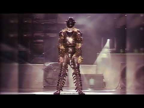 Michael Jackson - Scream - Live Helsinki...