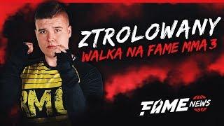 ZTROLOWANY O PRZYSZŁOŚCI W FAME MMA, z kim zawalczy na następnej gali!? (rozmowa telefoniczna)