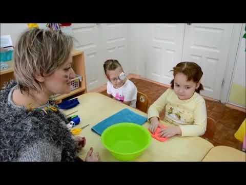 Непосредственно-образовательная деятельность с детьми ЗПР.
