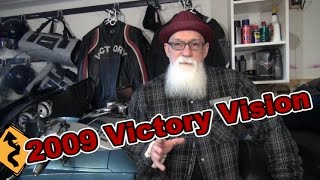 Living Off the Slab: 2009 Victory Vision Long Term Review