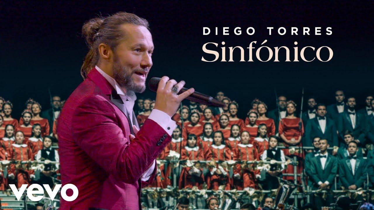 Diego Torres - La Primera Navidad (Sinfónico - Audio) - YouTube