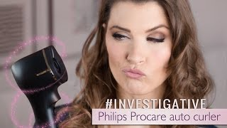 Philips Pro Care Auto Curler