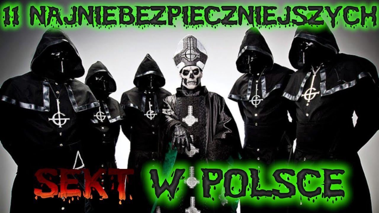 Prawdziwe historie - 11 najniebezpieczniejszych sekt w Polsce (Lektor PL)