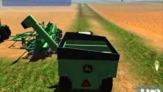 Farming-Simulator Tutorial JD1590 Dupla