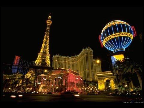 Поездка в Лас-Вегас. Отели Лас-Вегаса