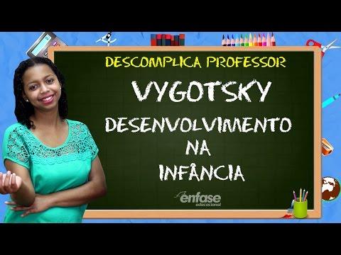 Vygotsky - Desenvolvimento na Infância - Descomplica Professor - #5