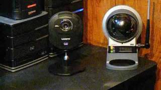 View your Linksys Camera Video on your Cell Phone!