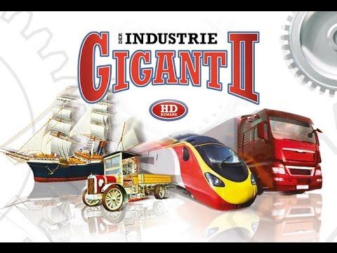 Industrie Gigant II (GoG von 2002) *PC/HD/60FPS/DE*