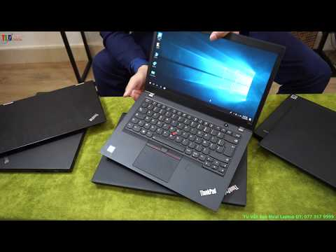 Các Bạn Trẻ Tìm Hiểu Về Dòng Laptop Thinkpad Nhé!