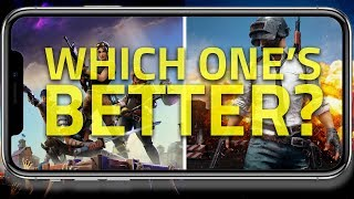Fortnite vs PUBG Mobile: Which One's Better for Mobile Gaming? thumbnail