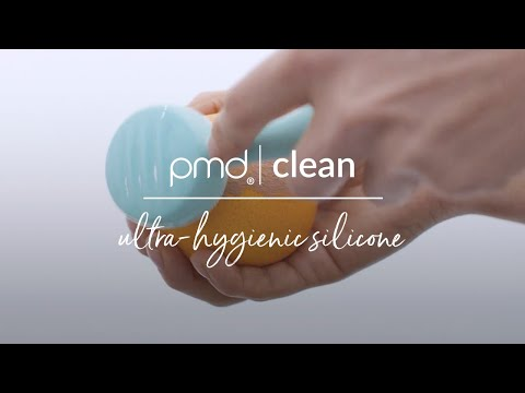 Ultra-Hygienic Silicone Facial Cleansing Brush | PMD Clean