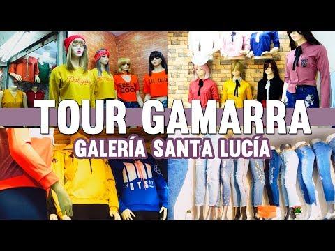 TOUR GAMARRA: Galería Santa Lucía - Ropa Urbana, Moda Coreana (BTS), Blusas l #CazadoraDeNovedades