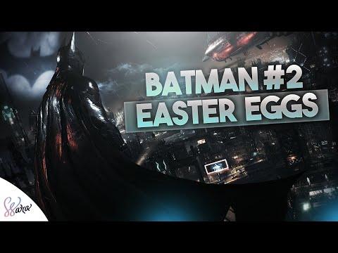 Los Mejores Secretos de Batman Arkham...