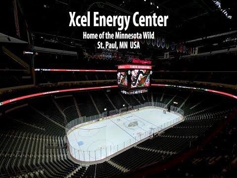 Musco Lighting-Xcel Energy Center