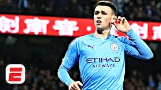 Phil Foden is obviously the man to fill David Silva's boots - Steve Nicol | Premier League