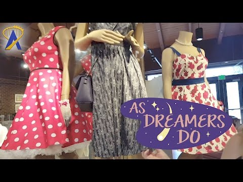 As Dreamers Do - 'Visiting the Dress Shop at Disney Springs' - May 10, 2017