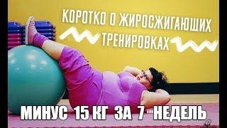 постер к видео Минус  15кг   за 7  НЕДЕЛЬ c 82 до 67