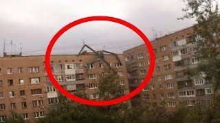 Giant ALIEN Creature Caught On Tape in Russia?