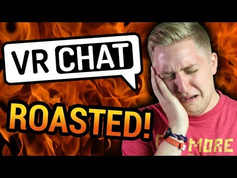 The Roast Of InTheLittleWood - VRChat Funny Moments #1