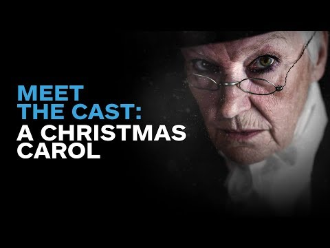 Meet The Cast - A Christmas Carol
