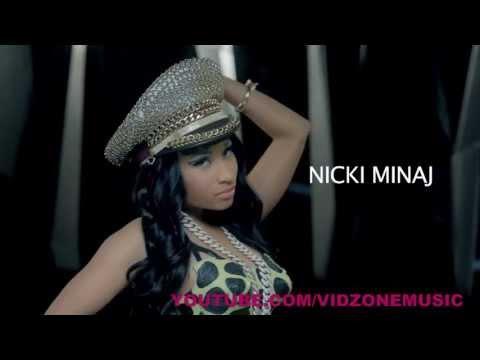 Nicki Minaj - Twerk it [Official Video] (Verse)