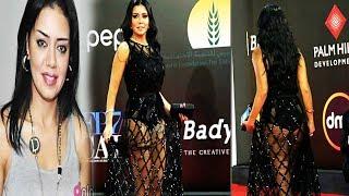 فستان رانيا يوسف ؟... في مهرجان القاهرة السينمائي ..