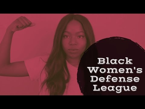Black Women's Defense League Saves the Day