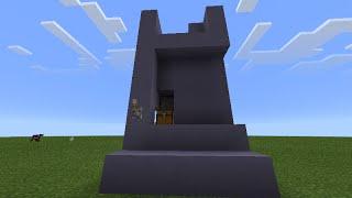 Мехаеизмы minecraft pe 0.14.0 #12 Лифт для вещей.