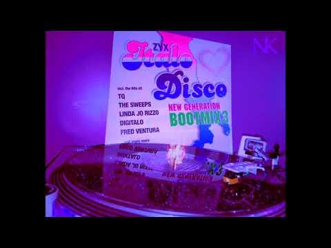 ZYX Italo Disco New Generation Bootmix 3