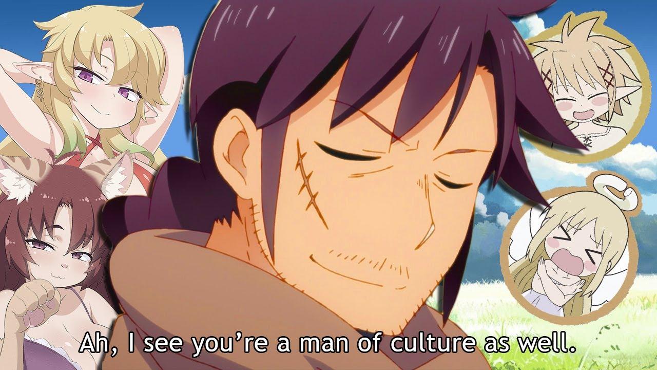 Extreme Ecchi Anime