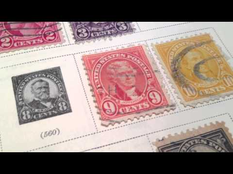 9¢ Thomas Jefferson US President US Postage Stamp Scott