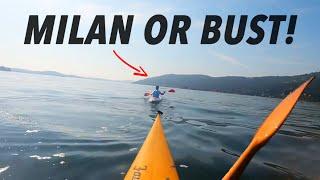How 𝘕𝘖𝘛 to travel Europe #3 - Kayaks