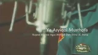 Ya Asyiqol Musthofa ( metal version ) Ghotic