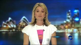 Sandra Sully goes on weekend early