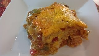 Amy's King Ranch Casserole