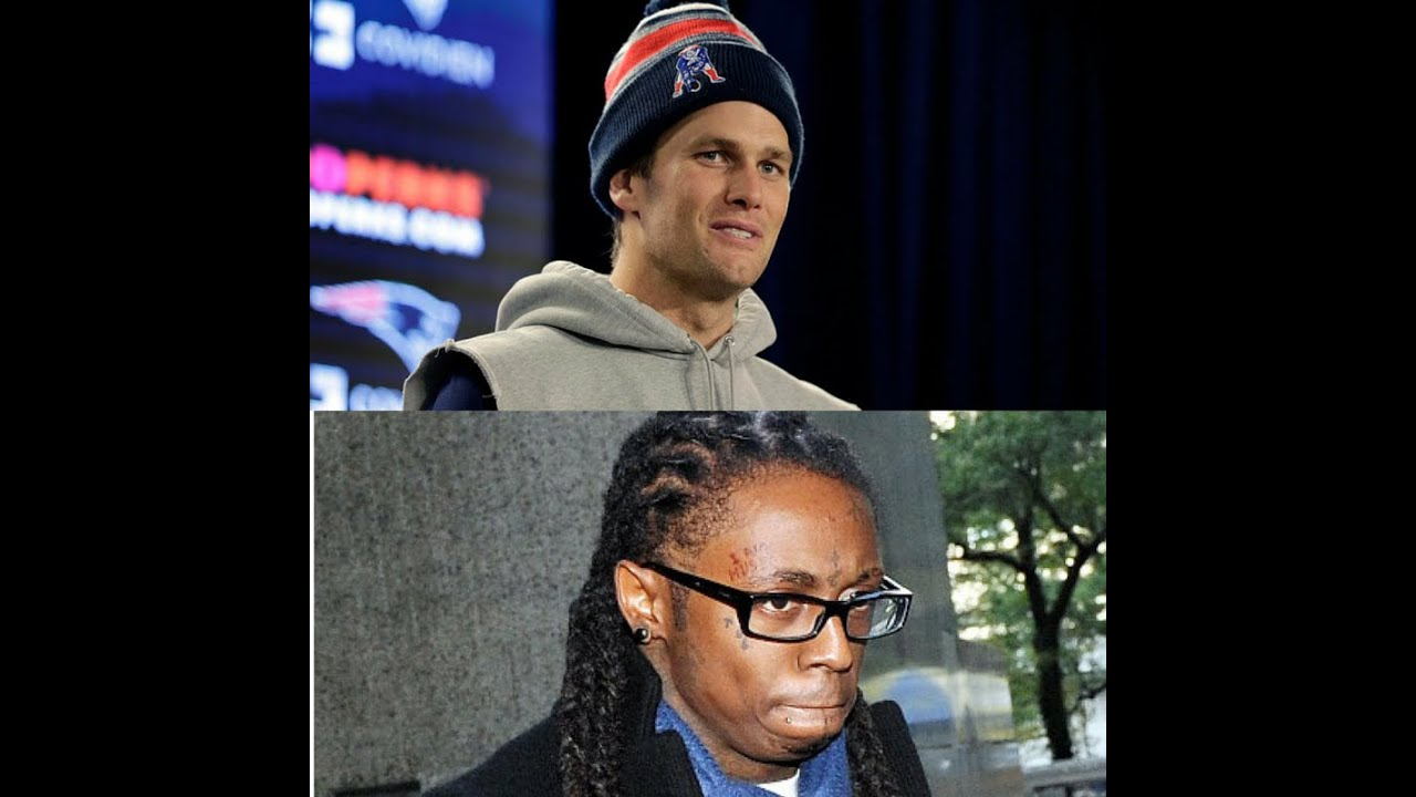 adc173d63b4 DaRundown Sports - Tom Brady is Lil Wayne - YouTube
