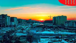 Вот так выглядят улицы Новосибирска сейчас Из Новосибирска с любовью!
