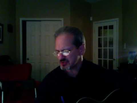 Jim Geisler sings Love Never Leaves You Alone