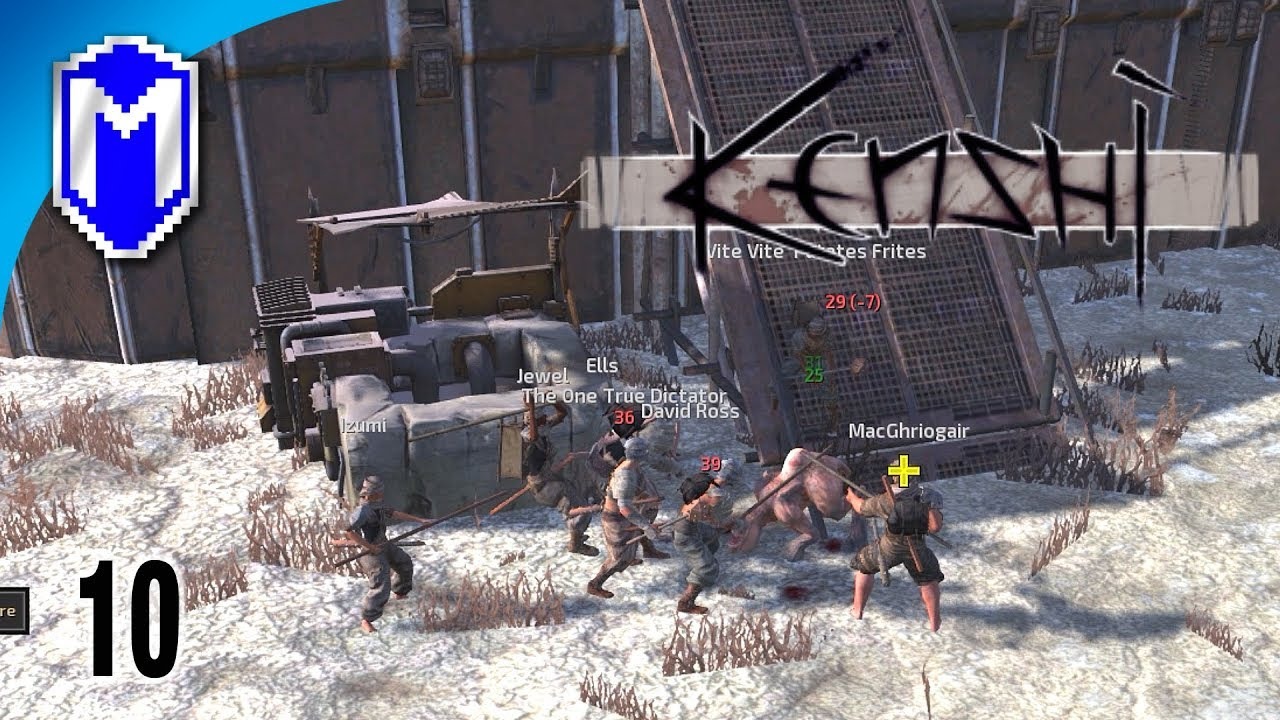 They've Come For Our Crops – Let's Play Kenshi Mods Gameplay Ep 10