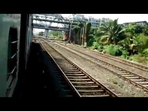 Onboard Chennai Mumbai express: Lonavla-Thane