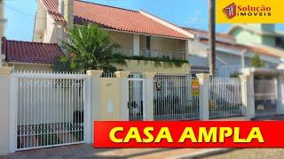 Casa Ampla - Bairro Cidade Nova